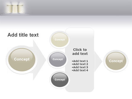 Portico PowerPoint Template Slide 17