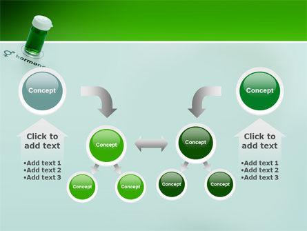 Hormones PowerPoint Template Slide 19