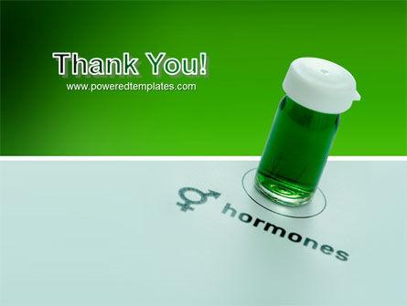 Hormones PowerPoint Template Slide 20