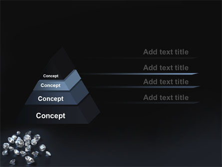 Diamonds PowerPoint Template Slide 12