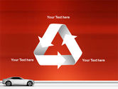 Supercar PowerPoint Template#10