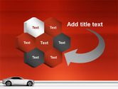 Supercar PowerPoint Template#11