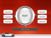 Supercar PowerPoint Template#12