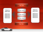 Supercar PowerPoint Template#13