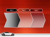 Supercar PowerPoint Template#16