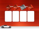 Supercar PowerPoint Template#18