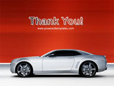 Supercar PowerPoint Template#20