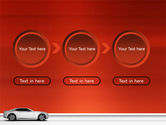 Supercar PowerPoint Template#5