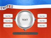 Vote PowerPoint Template#12