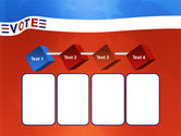 Vote PowerPoint Template#18