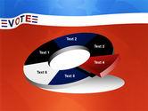 Vote PowerPoint Template#19