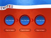 Vote PowerPoint Template#5