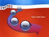 Vote PowerPoint Template#6