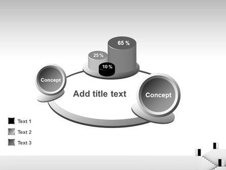 Open Doors And Stairwells PowerPoint Template Slide 16