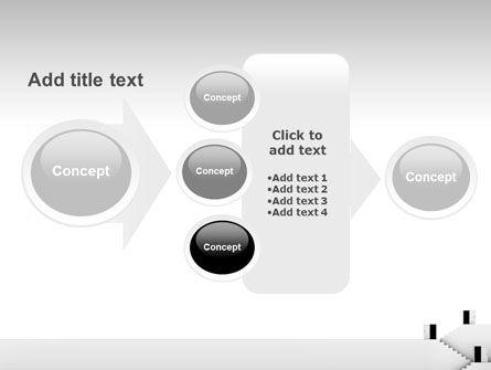 Open Doors And Stairwells PowerPoint Template Slide 17