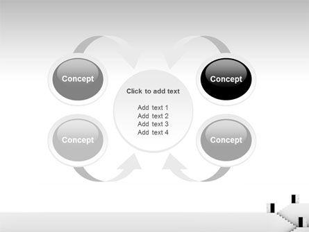 Open Doors And Stairwells PowerPoint Template Slide 6