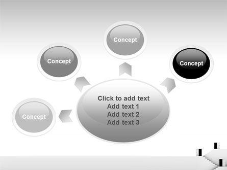 Open Doors And Stairwells PowerPoint Template Slide 7