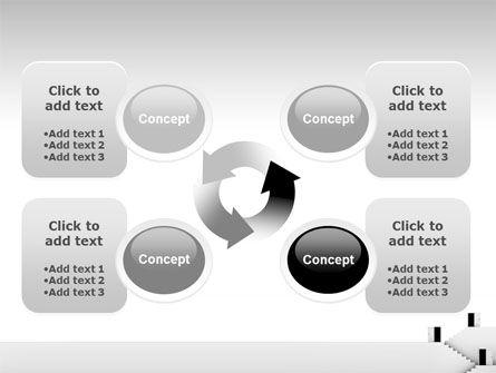 Open Doors And Stairwells PowerPoint Template Slide 9
