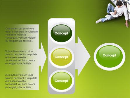 Self-education PowerPoint Template Slide 11