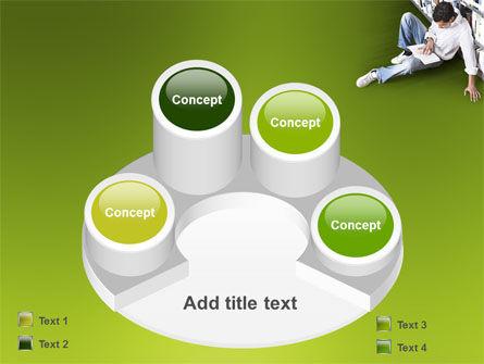 Self-education PowerPoint Template Slide 12