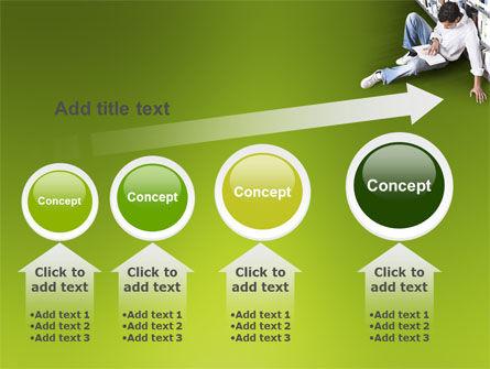 Self-education PowerPoint Template Slide 13