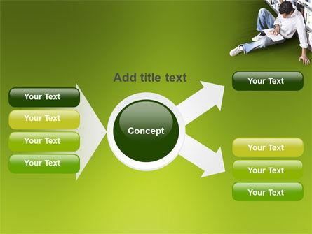 Self-education PowerPoint Template Slide 14
