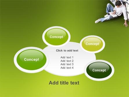 Self-education PowerPoint Template Slide 16