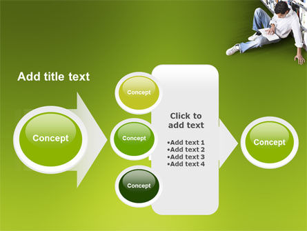 Self-education PowerPoint Template Slide 17