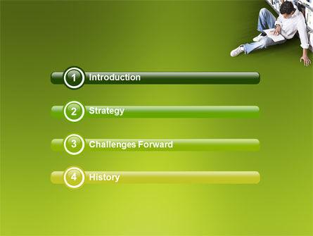 Self-education PowerPoint Template Slide 3