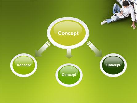 Self-education PowerPoint Template Slide 4