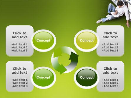 Self-education PowerPoint Template Slide 9