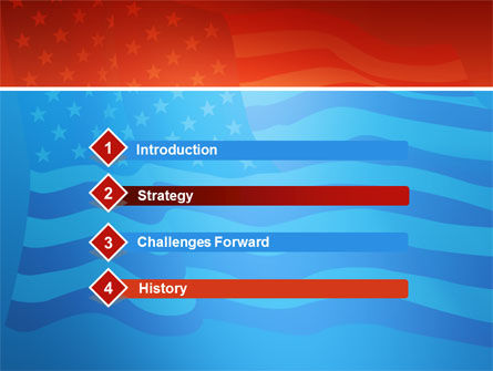Pre-election Debates PowerPoint Template Slide 3