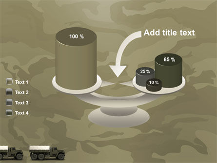 Military Truck PowerPoint Template Slide 10