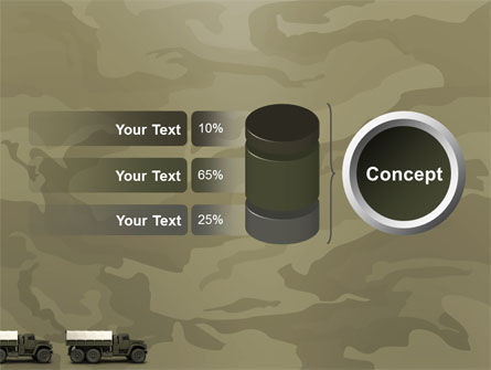 Military Truck PowerPoint Template Slide 11