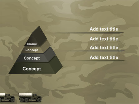 Military Truck PowerPoint Template Slide 12