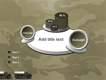 Military Truck PowerPoint Template Slide 16