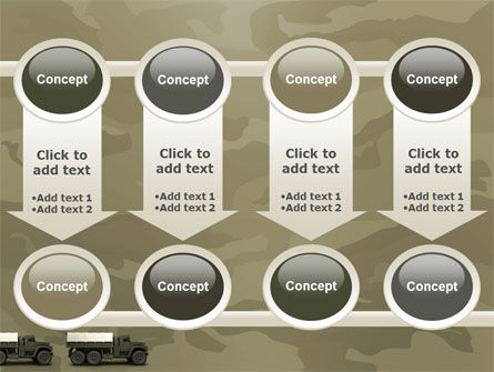 Military Truck PowerPoint Template Slide 18
