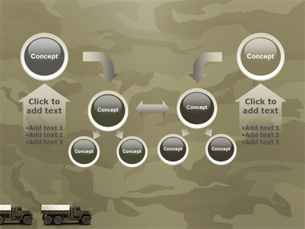 Military Truck PowerPoint Template Slide 19