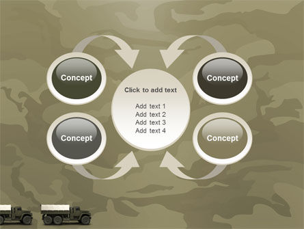 Military Truck PowerPoint Template Slide 6