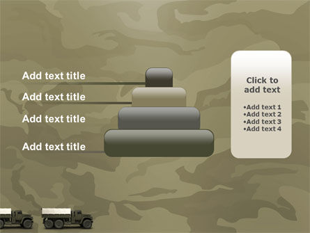 Military Truck PowerPoint Template Slide 8