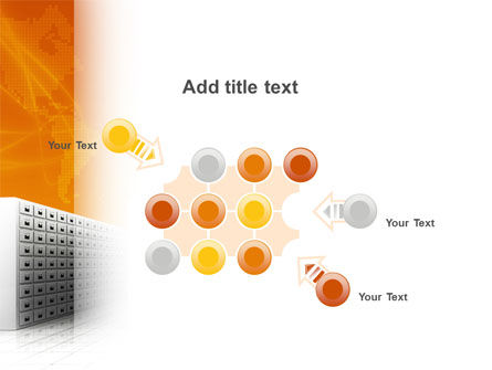 Array PowerPoint Template Slide 10