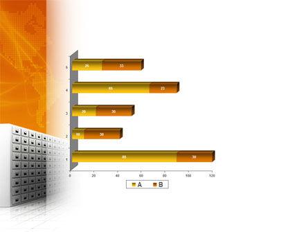 Array PowerPoint Template Slide 11
