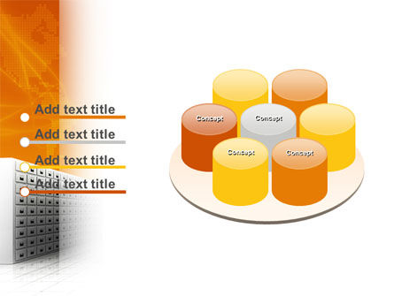 Array PowerPoint Template Slide 12