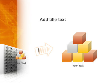 Array PowerPoint Template Slide 13