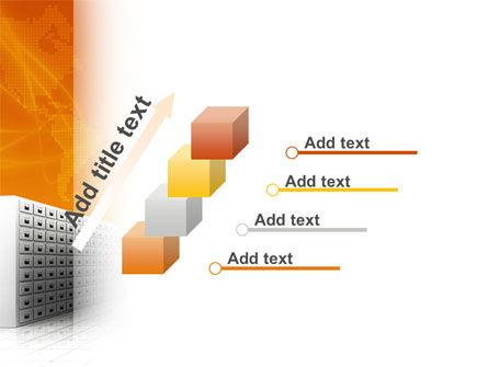 Array PowerPoint Template Slide 14