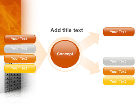 Array PowerPoint Template Slide 15