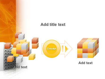 Array PowerPoint Template Slide 17