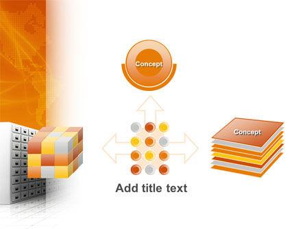 Array PowerPoint Template Slide 19