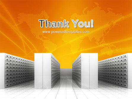 Array PowerPoint Template Slide 20