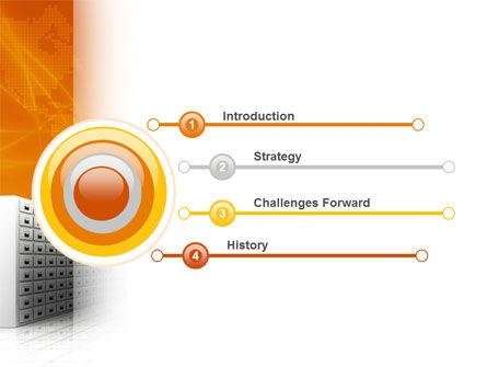 Array PowerPoint Template, Slide 3, 02963, Business Concepts — PoweredTemplate.com